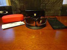 Oakley Ferrari Tincan Black Chrome Black Iridium Polarized NIB RARE - s-l225.jpg