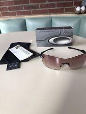OAKLEY Dartboard Rare Shield Black With Black Gradient Sunglasses Complete - s-l225.jpg