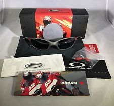 f6c1b1d869 RARE Oakley Juliet Ducati X-Metal Low Serial Number w  Matching Box and Coin