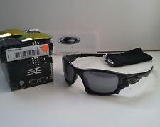daee5dbfab New OAKLEY TEN X Black Ink   Black   Fire Iridium RARE Sunglasses scalpel  plate
