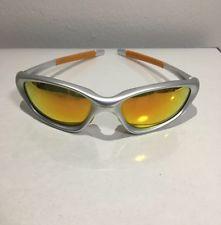 f8c1b54915 RARE Oakley Twenty XX Silver Polarized Fire Sunglasses Full Metal Jacket -  s-l225