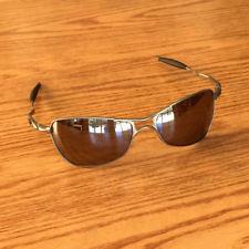 For Sale - Oakley Crosshair 1.0 ~ Titanium Frame ~ Titanium