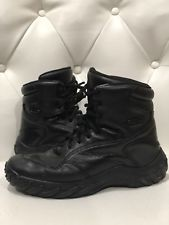 e5a88a85fd4f7 RARE Oakley Elite Special Forces BLACK Standard Issue Tactical Boots Size 9  OBO