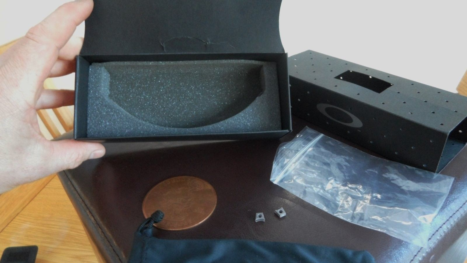 Penny Copper with VR28 lenses. Correctly Labelled Box but wrong serial. - SAM_0007.JPG