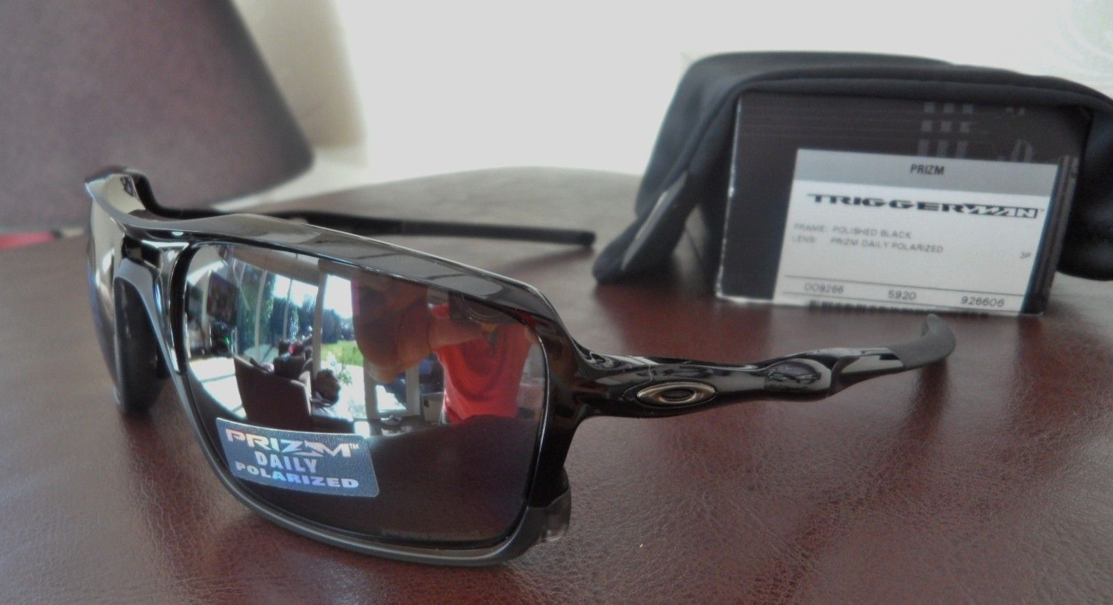 BNIB Triggerman. Polished Black with Daily Prizm Polarized - SAM_0018.JPG