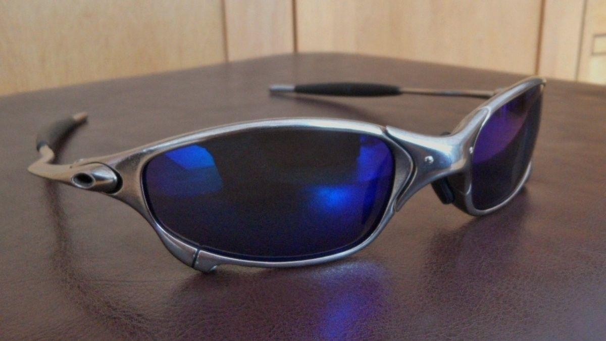 Polished Juliet with the original blue iridium lenses  U.K Sale - SAM_0024.JPG