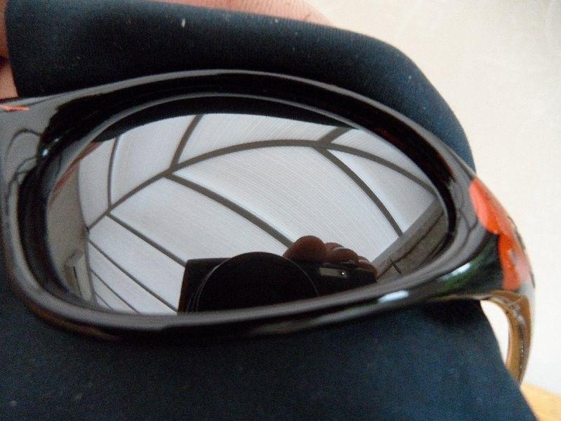 Minute. Tangerine with flower / VR28 Black Iridium. Unworn Condition - SAM_0041.jpg