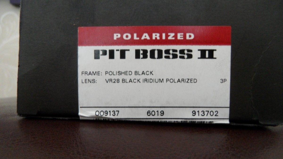 BNIB Pit Boss 2 Polished Black with VR28 Black Iridium £150/$225 Inc Shipping U.K Sale - SAM_0075.JPG