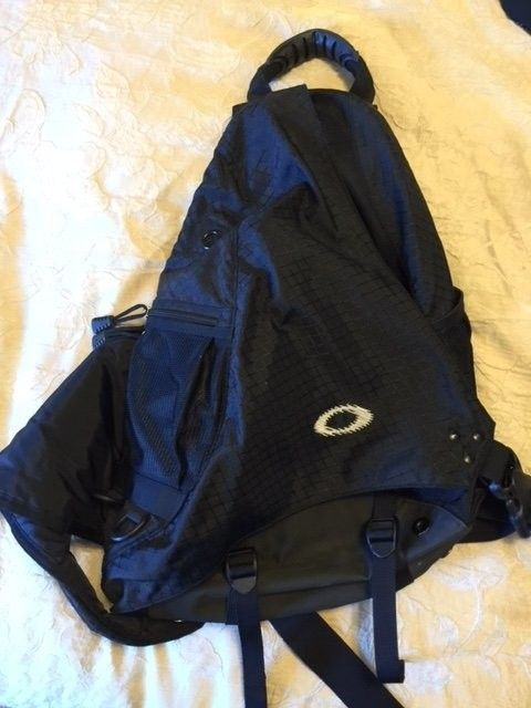 Oakley Sandbag Color - Black    SOLD - SandBag4.JPG
