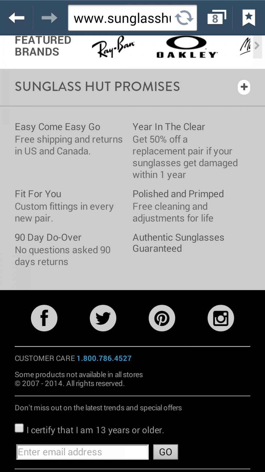 Discount SunglassHut? - Screenshot_2014-06-21-21-32-17.png