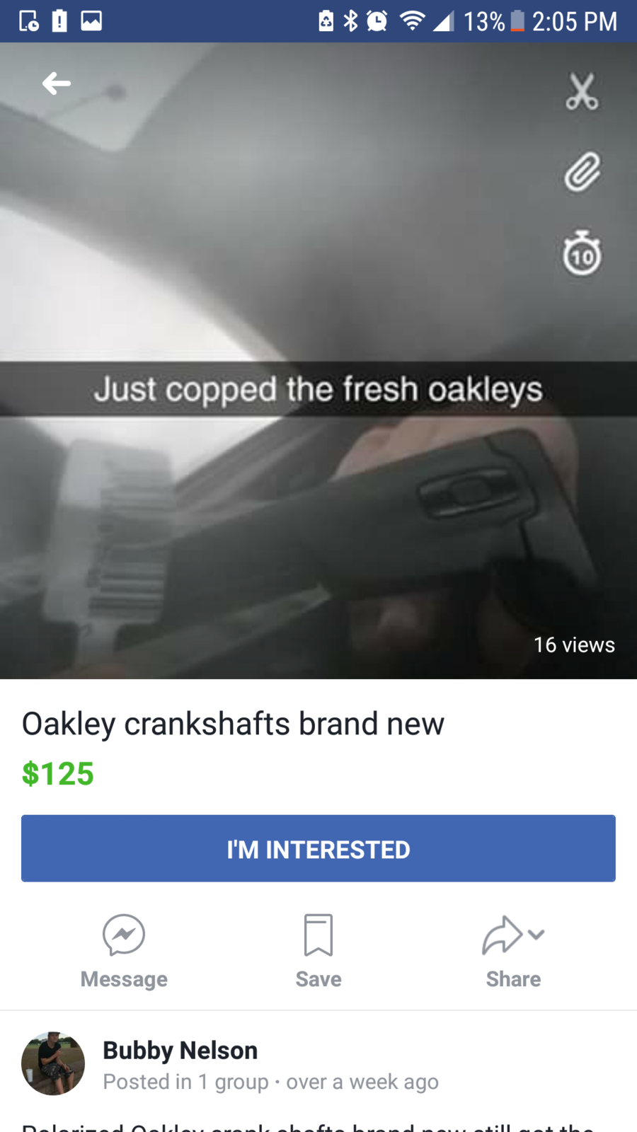 Best / Funniest Oakley For Sale Ads - Screenshot_20171110-140531.png