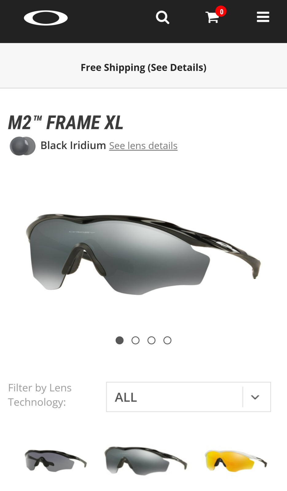 12a1fc506b0 ... get i meant m2 frame xl oakley flight jacket review oo9401 0xxx  screenshot2018 05 01 04c55