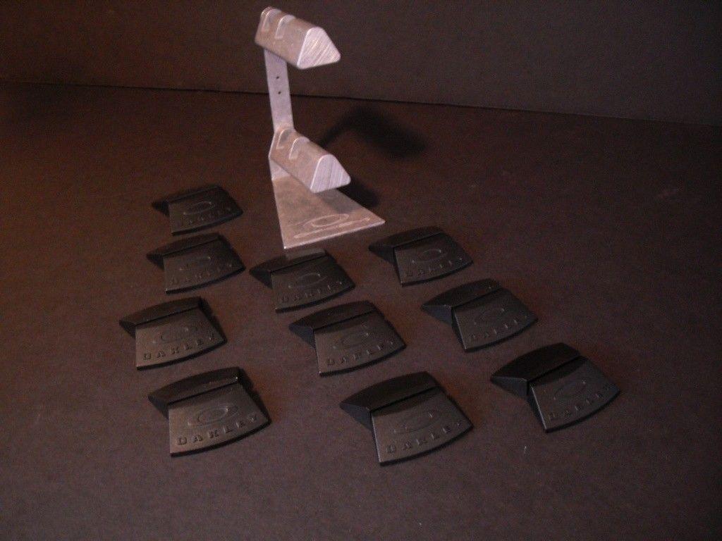 Aluminium display stand + 10 card holder in plastic - SDC13961.JPG