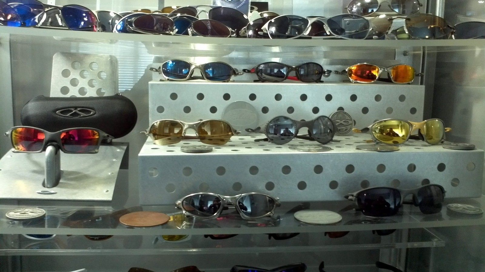 My Collection Setup - shelf2xmetals.jpg