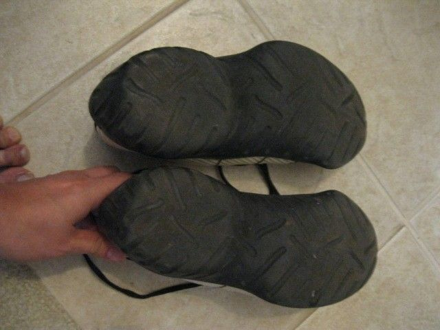 ShoeOne White Kevlar Size 10.0 VGWOB $95 Shipped US - ShoeOne & Timebomb 018.JPG