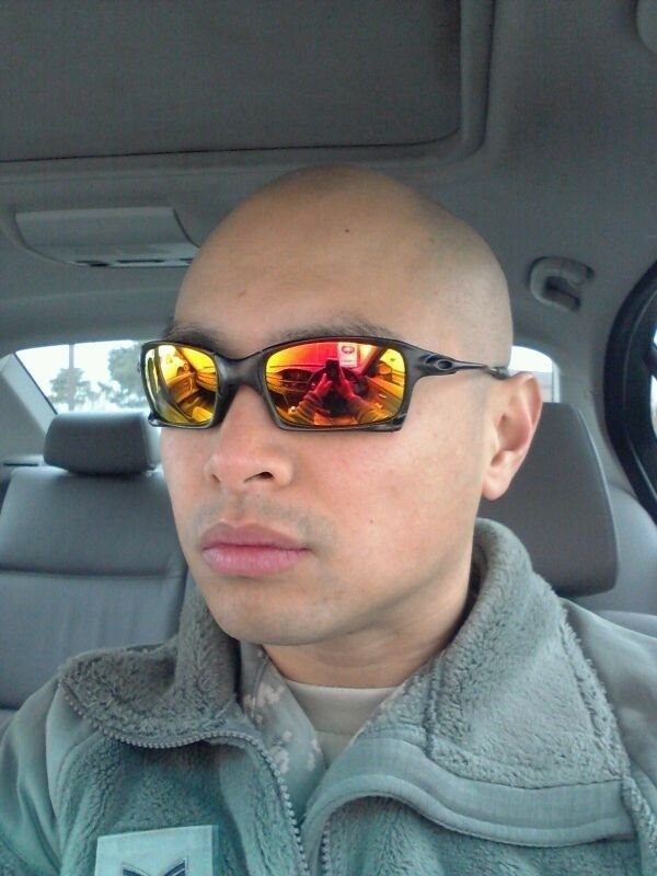 Which X Metal Are You Wearing Today Page 12 Oakley Forum