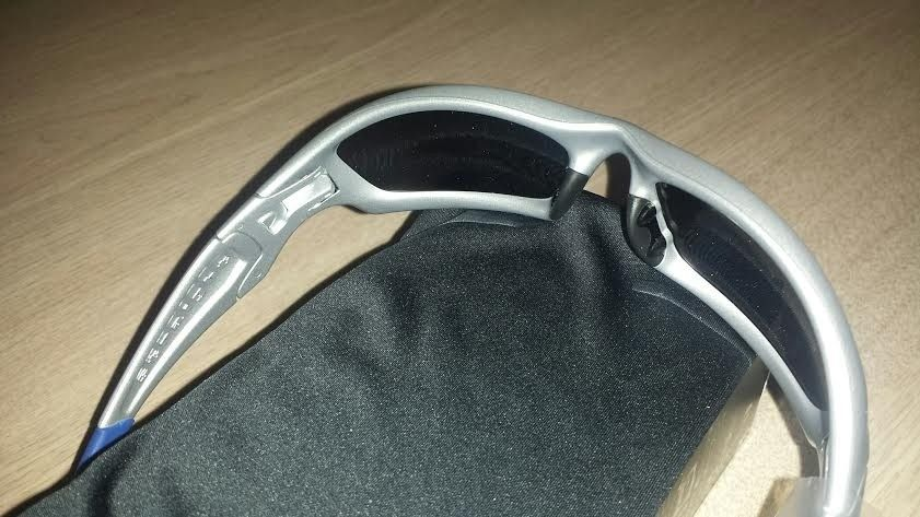 NEW Silver Staight Jacket W/ Ice Iridium Lenses, Blue Icons & Ear Pieces - silver2_zpsf7119e31.jpg