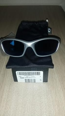 NEW Silver Staight Jacket W/ Ice Iridium Lenses, Blue Icons & Ear Pieces - silver4_zpse1f915ed.jpg