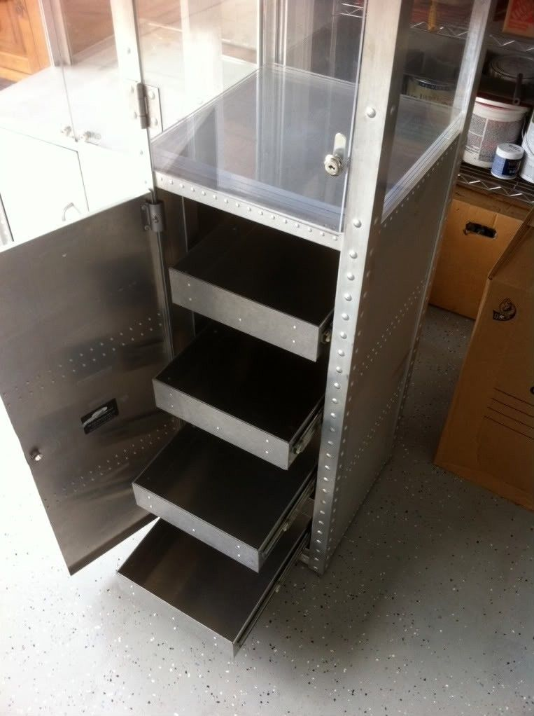 Another Awesome CL Find!! Can You Say Display Tower - Singlewidedrawers.jpg