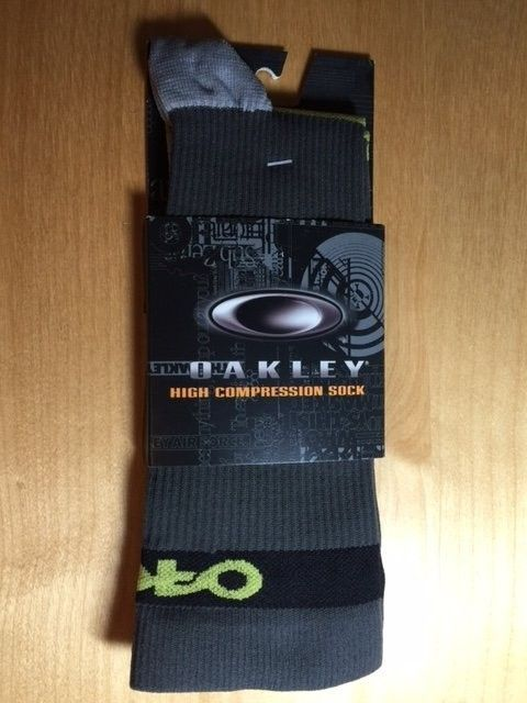 Oakley Compression Socks Sz 10-13 Black, Sheet Metal SOLD - Socks3.JPG
