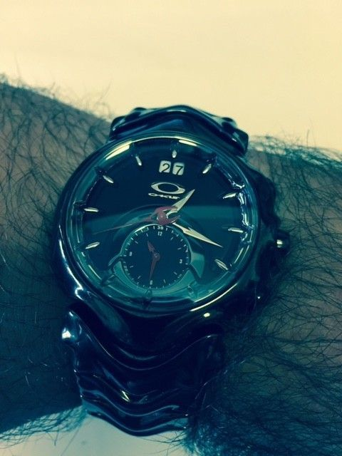 My Oakley Watch Collection - stealth Judge.jpg