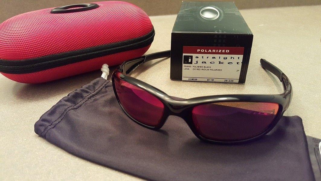 Straight Jackets (Polished Black w/oo Red iridium polarized) - straight1.jpg