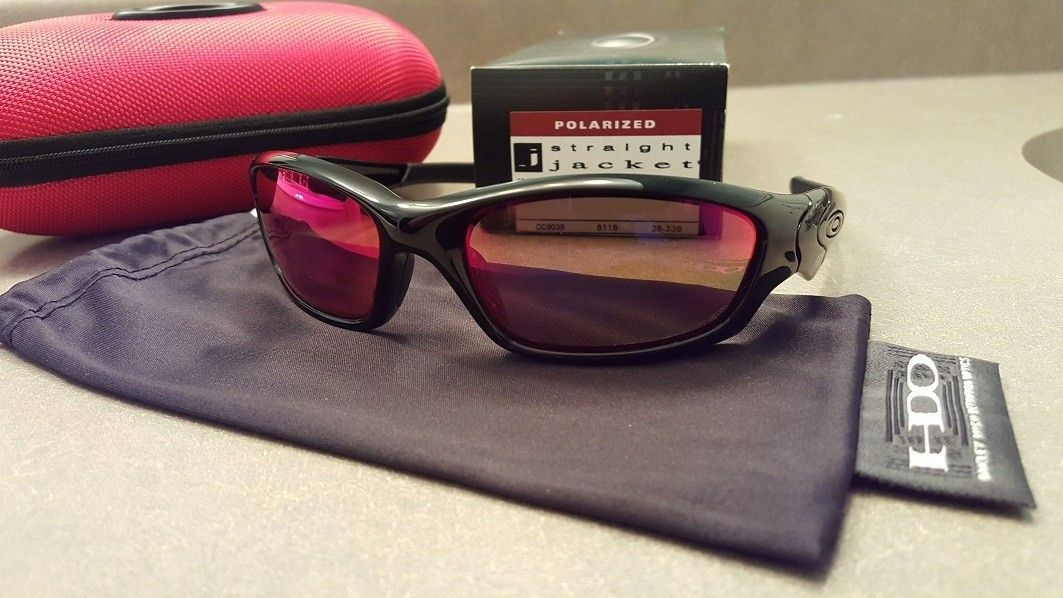 Straight Jackets (Polished Black w/oo Red iridium polarized) - straight2.jpg
