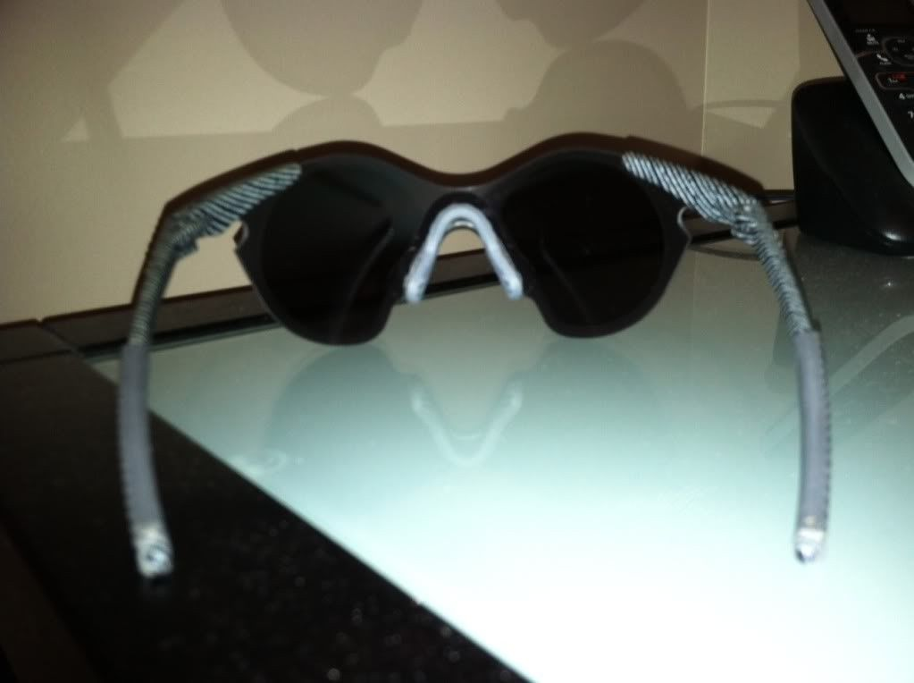 Vintage Oakley Sub Zero #2 (Fingerprint/Black Iridium) - subzeroback.jpg
