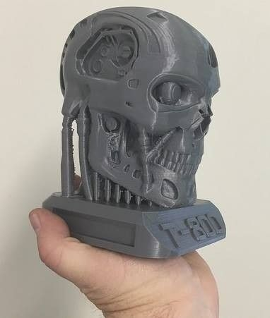 Non-Oakley Display Stand Ideas - T800 Terminator Bust.jpg