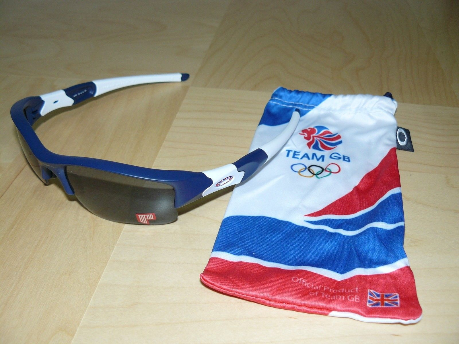 New Items in DOakley's collection - Team GB Flak.JPG