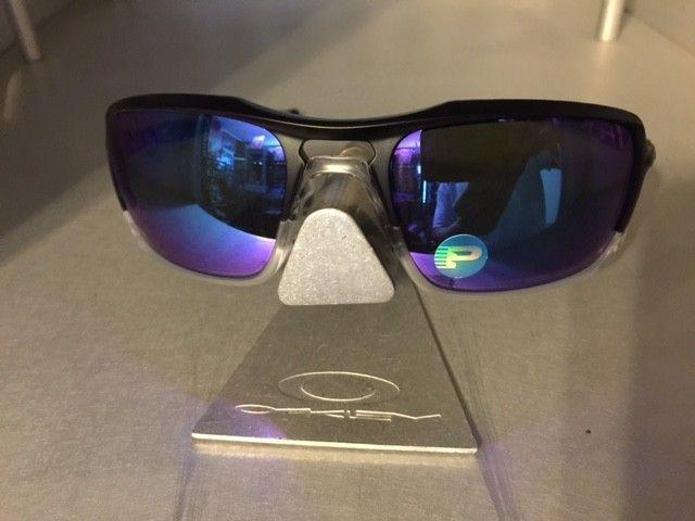 Oakley Triggerman Matte Blk/Sapphire Irid. Polarized SOLD - TriggerS5.JPG