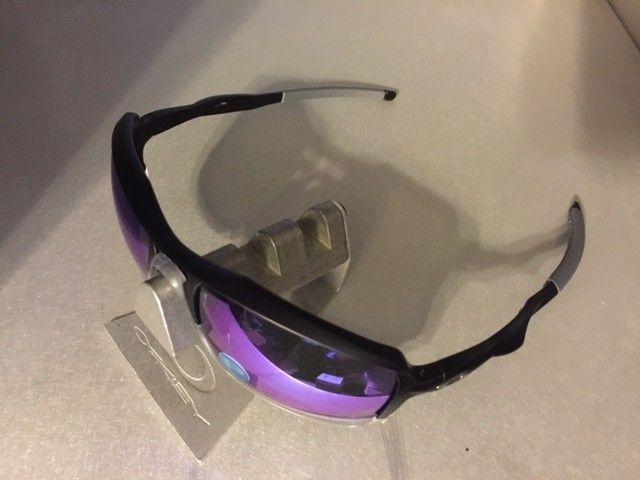 Oakley Triggerman Matte Blk/Sapphire Irid. Polarized SOLD - TriggerS7.JPG