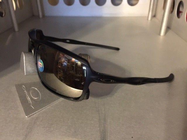 Oakley Triggerman Matte Blk/Tungsten Irid. Polarized SOLD - TriggerT7.JPG