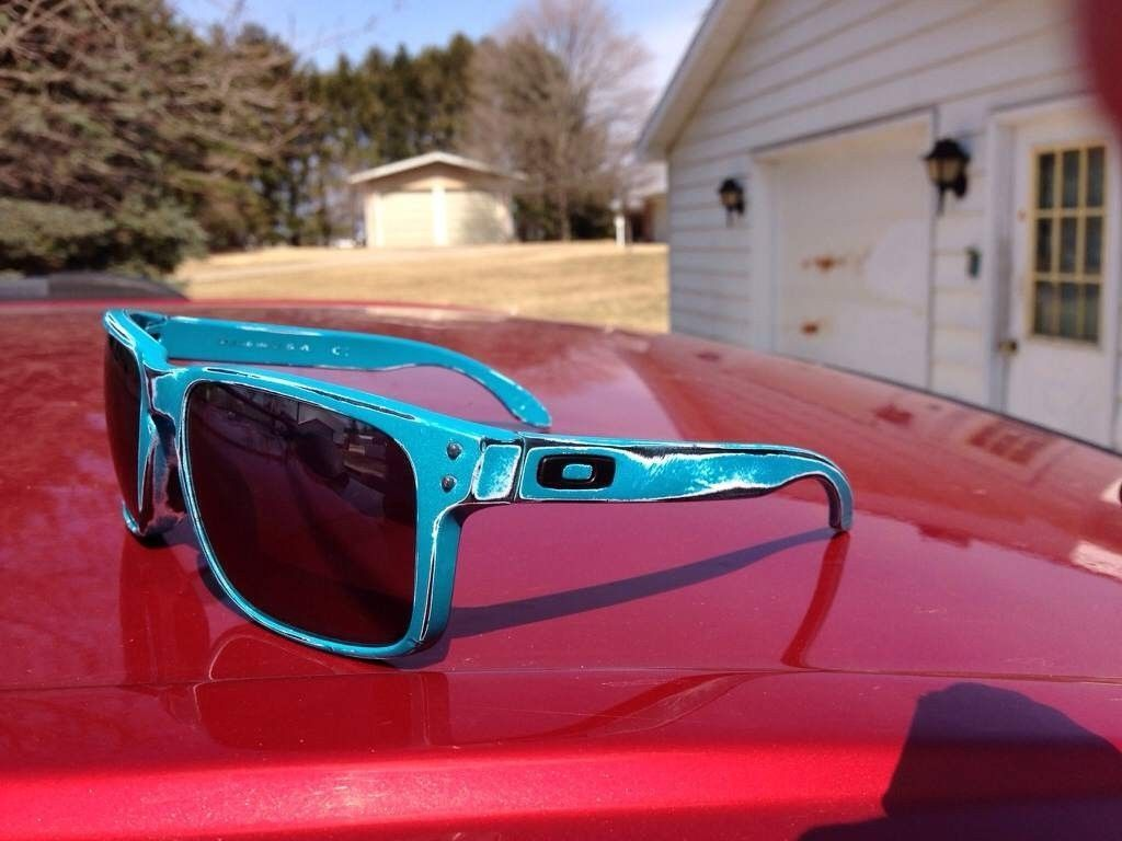 Customizable Oakleys