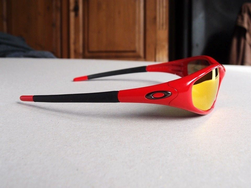 Oakley New Straight Jacket Cannon Red - ulecuD8.jpg