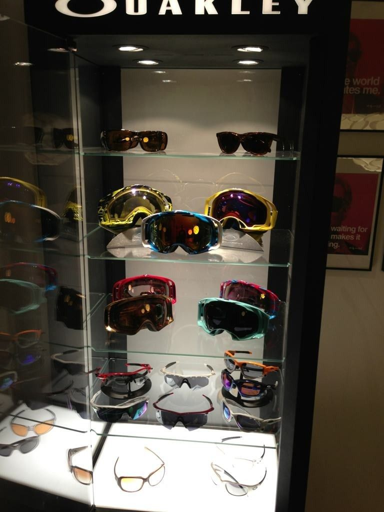 A Collection Of Goggles, Sports Shades And Few Others - ume4a7uz.jpg