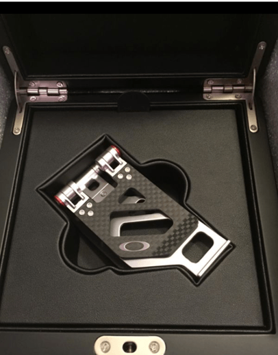 Carbon Fiber Money Clip Serial Owner List | Oakley Forum