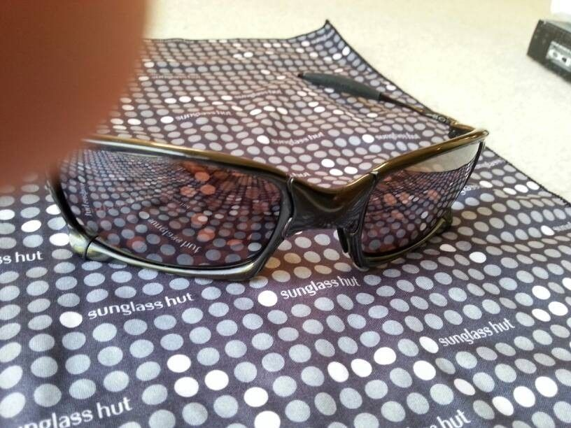 SOLD!!!! Like New X-Metal X Squared In Polished Carbon Plus Extras - uploadfromtaptalk1401544129912.jpg