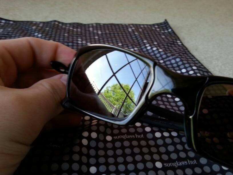 SOLD!!!! Like New X-Metal X Squared In Polished Carbon Plus Extras - uploadfromtaptalk1401544213258.jpg