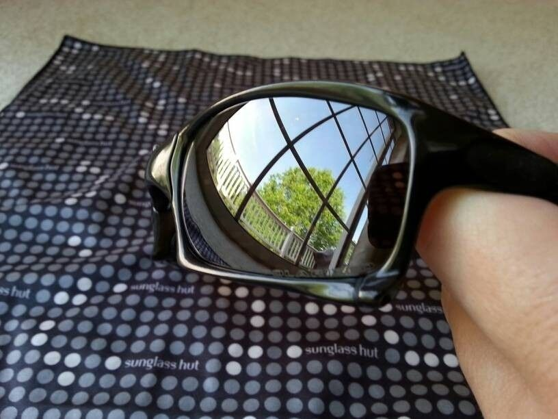 SOLD!!!! Like New X-Metal X Squared In Polished Carbon Plus Extras - uploadfromtaptalk1401544233094.jpg