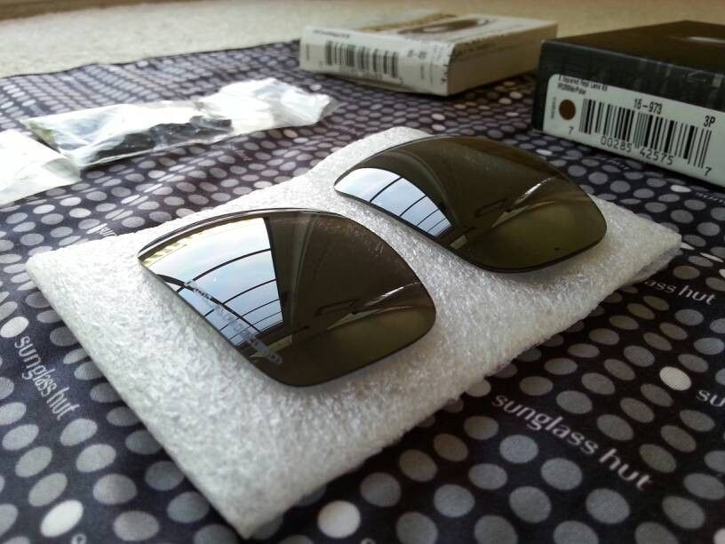 SOLD!!!! Like New X-Metal X Squared In Polished Carbon Plus Extras - uploadfromtaptalk1401544542114.jpg