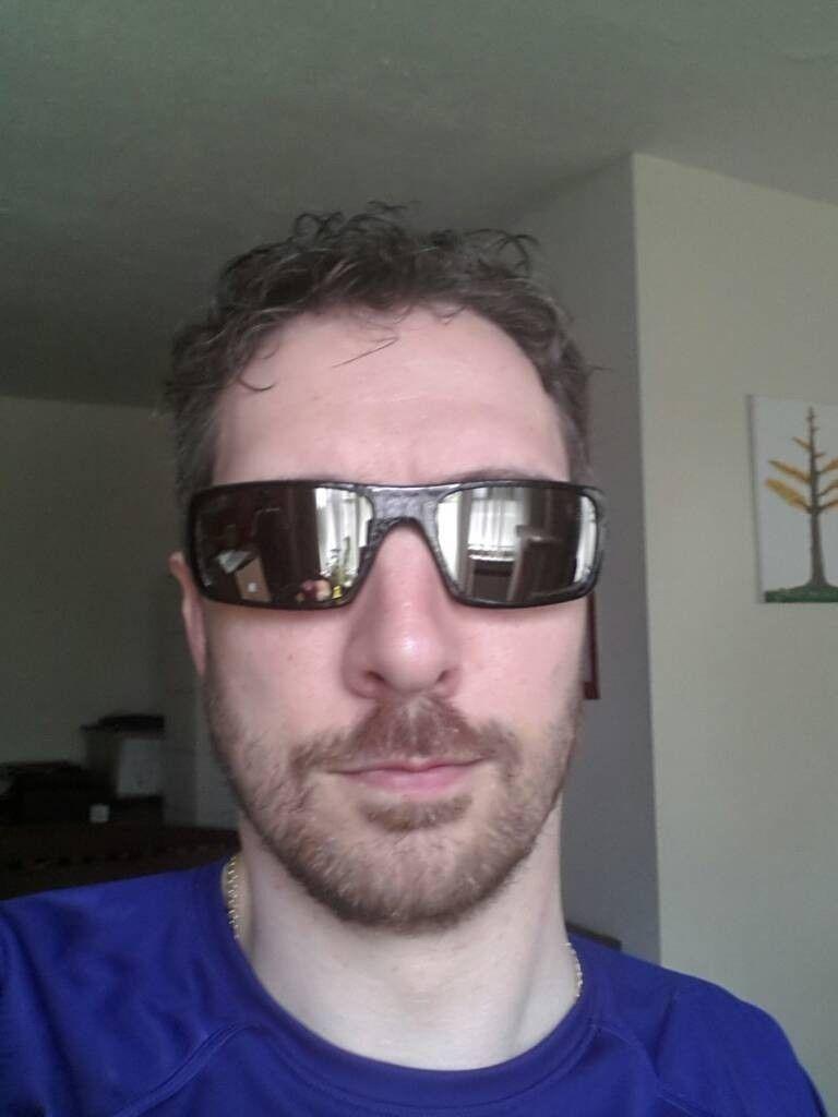 Crankshaft In Chrome Iridium Polarized Oakley Forum