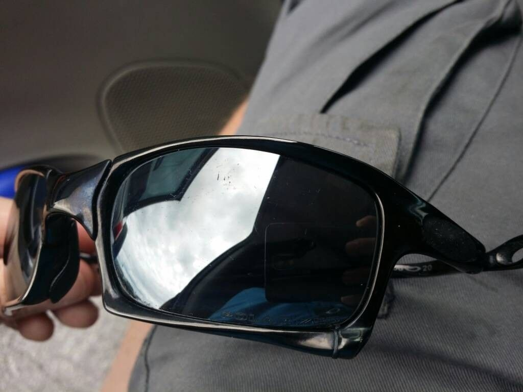 X Squared Carbon Frame W/ Black Iridium Polarized Lens - uploadfromtaptalk1405532983462.jpg