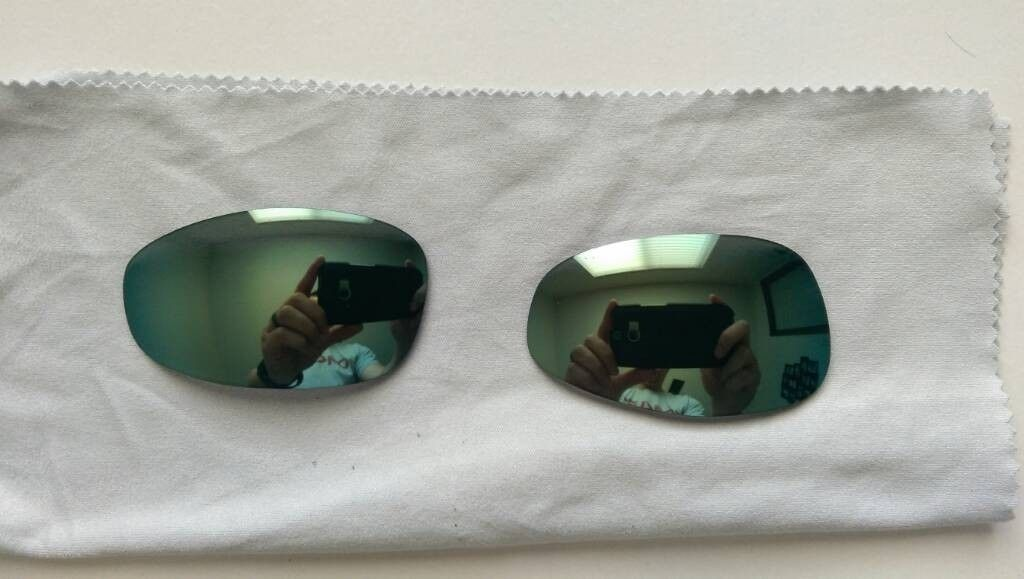 Juliet Emerald Iridium Lenses LNIB - uploadfromtaptalk1405974598539.jpg