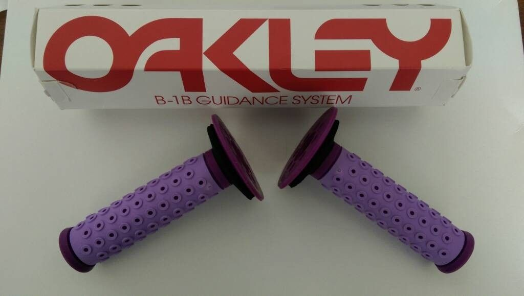 B1-B Grips Purple LNIB - uploadfromtaptalk1407190953568.jpg