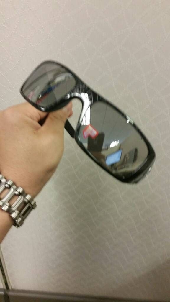 BNIB Crankshaft Ghost Text W/Chrome Iridium Polarized - uploadfromtaptalk1408113370207.jpg