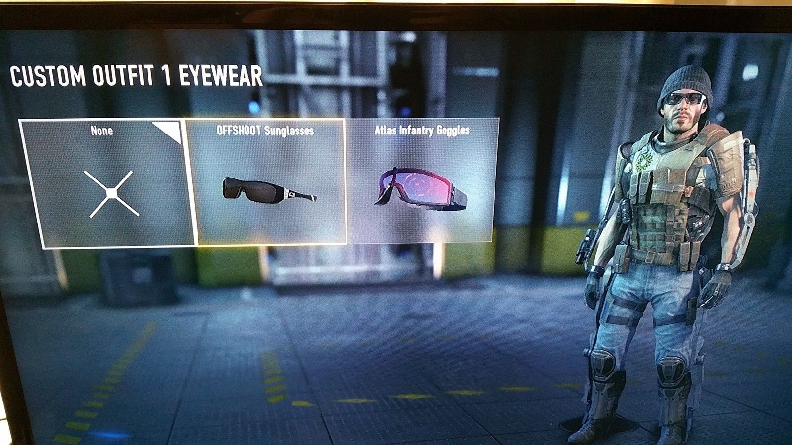 Oakley Made It Into The New Call Of Duty A Game - uploadfromtaptalk1415211254117.jpg