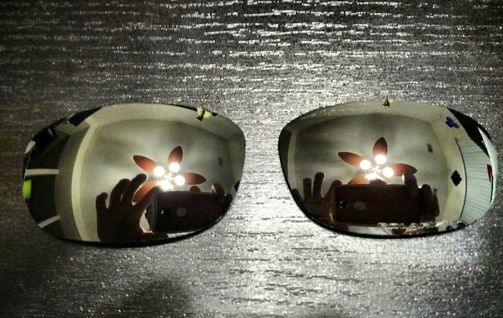 PB1 custom ruby lense and PB2 Black Polarized - uploadfromtaptalk1416879867808.jpg