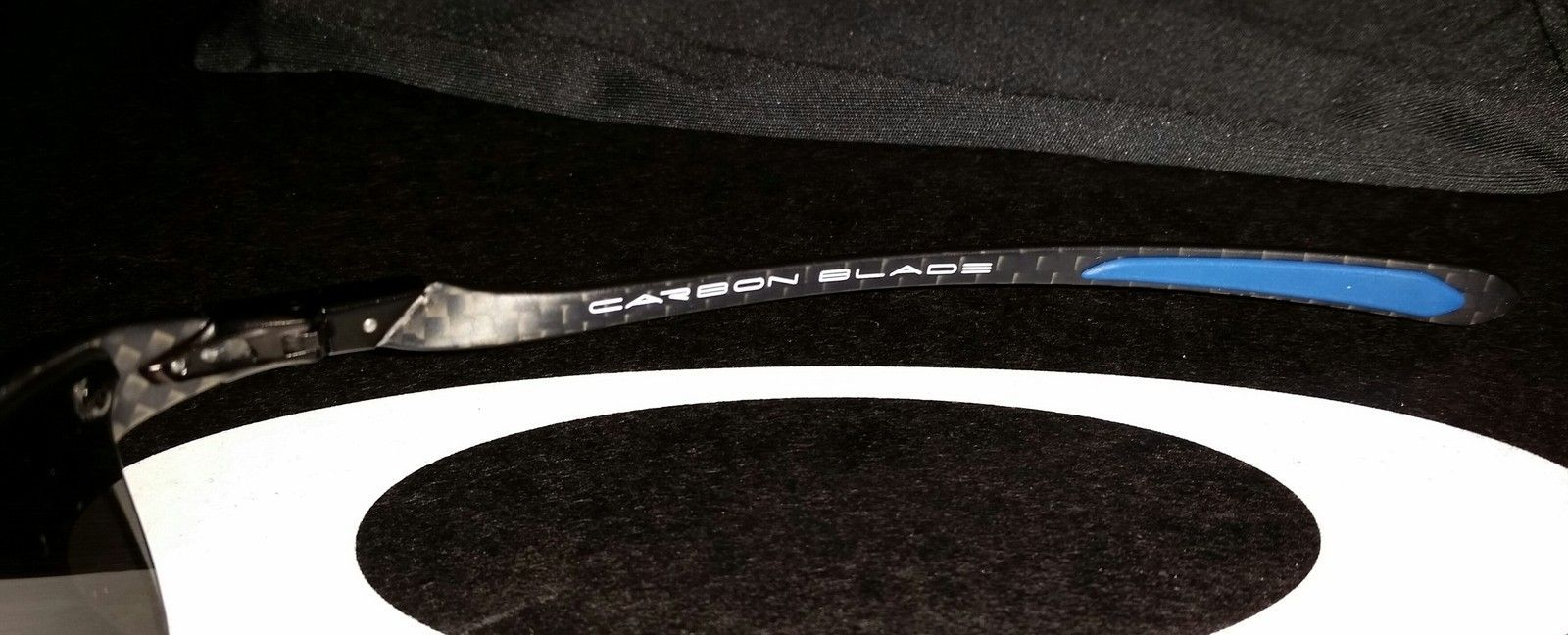 LNIB Carbon Blade Matte black Ice - uploadfromtaptalk1418601341374.jpg