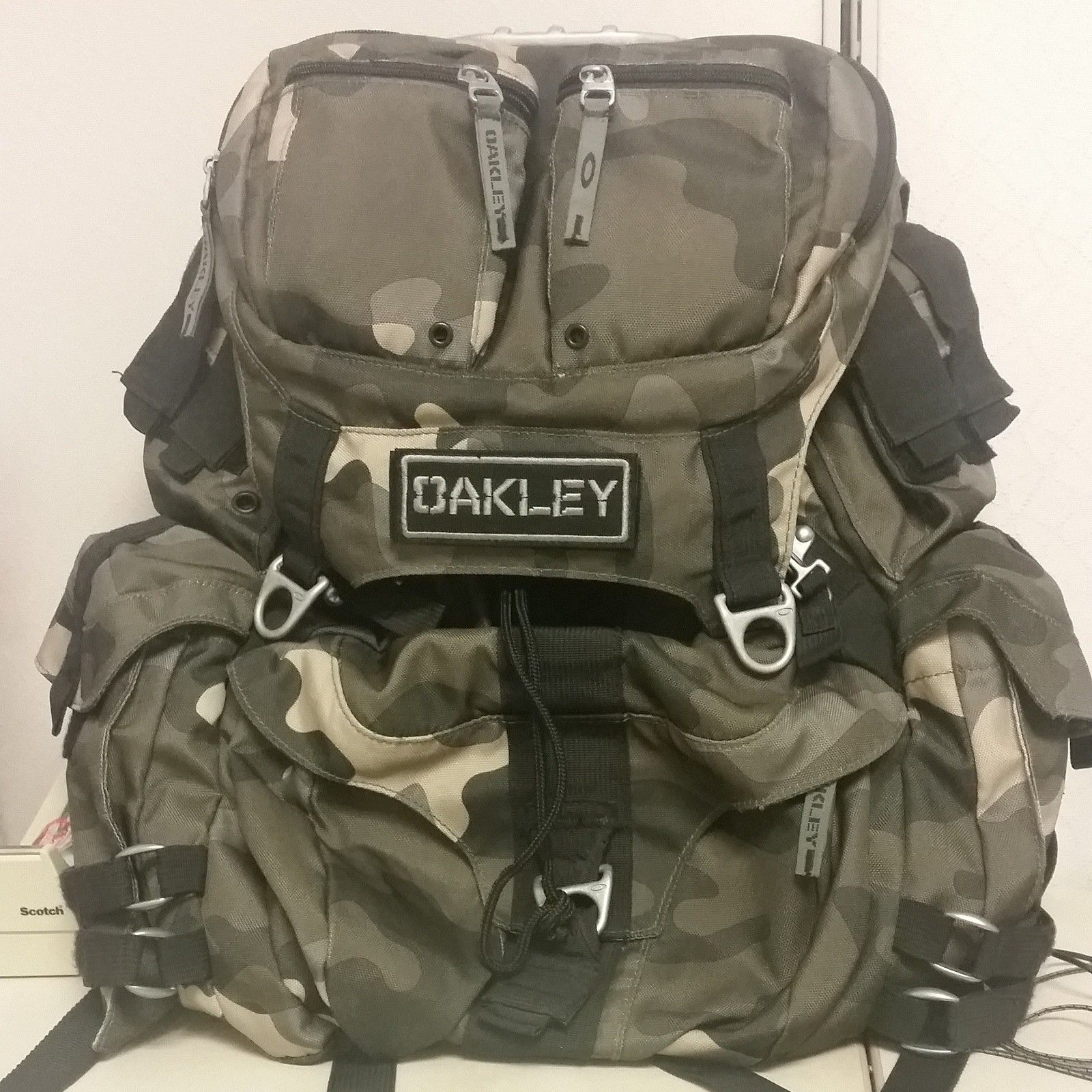 Oakley mechanism backpack - uploadfromtaptalk1419982653255.jpg